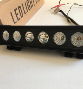 Светодиодная балка CarProfi 60 ватт чипы cree
