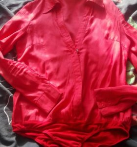 Acasta боди блуза