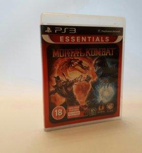 Игры для PS3 Mortal Kombat