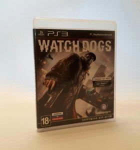 Игры для PS3 Watch Dogs