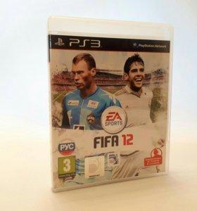 Игры для PS3 Fifa 12