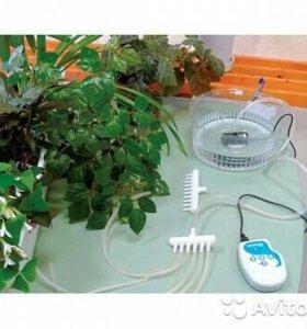 Автоматический полив растений - Невотон-Аква (новы