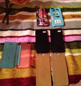 Чехлы для iPhone 5S, 5C