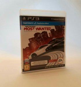 Игры для PS3 NFS Most wanted