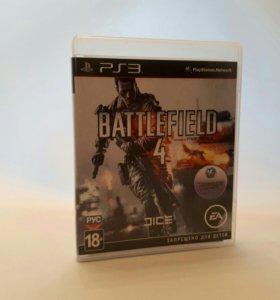 Игры для PS3 Battlefield 4