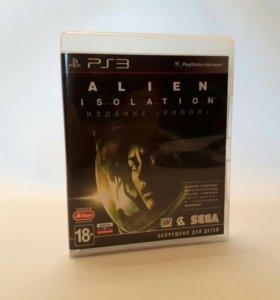 Игры для PS3 Alien isolation