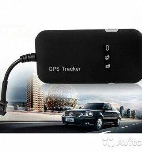 Автомобильный GPS трекер TK110 (новый)