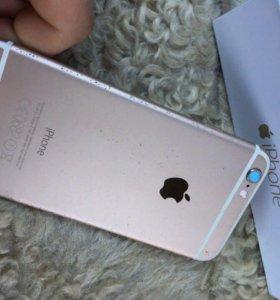 iPhone 6 gold на 16 GB