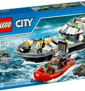 Lego City Морская полиция