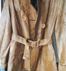 Новая кожаная куртка 50 раз.