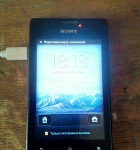 Телефон Sony Ericsson C1605