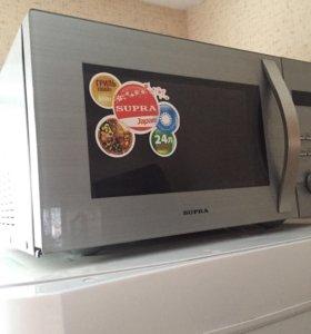 Микроволновая печь.