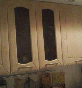 Кухонный гарнитур вверх бу, +вытяжка в подарок