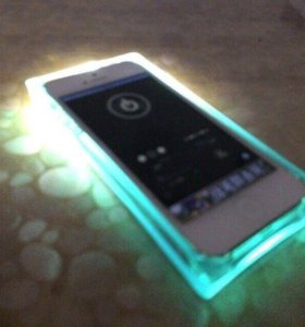 Новый чехол на iPhone 5/5s.