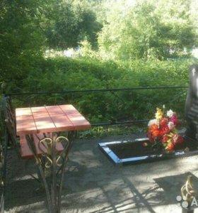Облагоражевание мест захоронения