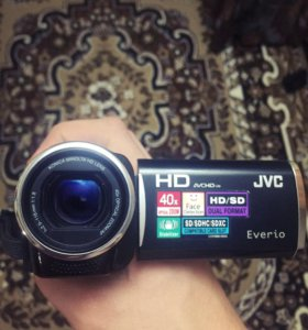 Видео камера JVS Everio
