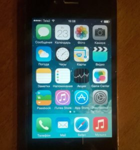 Продаю iPhone 4, 16gb