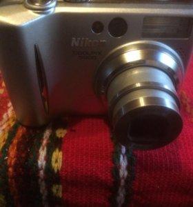 Фотоаппарат Nikon Coolpix 5900