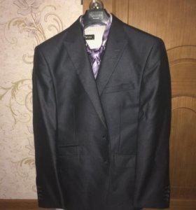 Костюм двойка 50/170 ( пиджак, брюки)