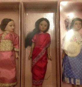 Куклы из разных стран