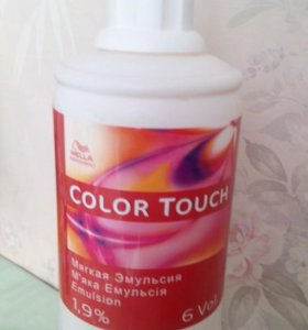 Оксид 1.9% Color Touch Wella