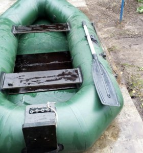 Лодка пвх шторм 260 + мотор3'5