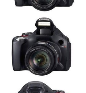 Цифровой фотоаппарат Canon PowerShot SX 30 IS