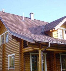 Ремонт крыш фасадов