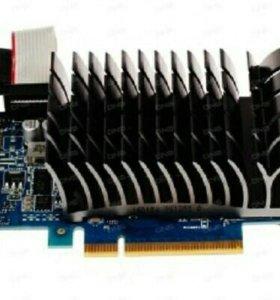 Видеокарта ASUS Geforce GT 710 Silent LP