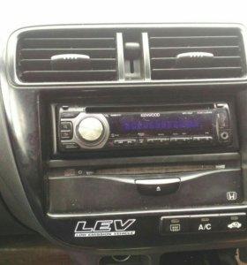 Блок управления печкой на Honda Civic Ferio 6
