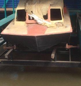 Корпус катера