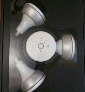 Комплект светодиодных ламп Philips Hue