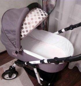 Детская коляска 3 в 1 Car Baby