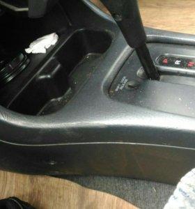 Кожух под кулисный на Honda Civic Ferio 6