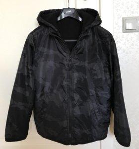 Демисезонная куртка, 140-146 см.