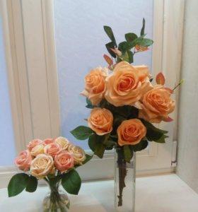 Топиарии, цветочные композиции,подарки