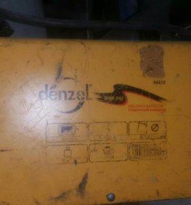 Сварочный инвертор Denzel MMA 141