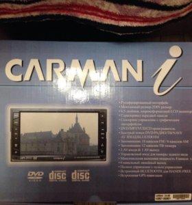Мультимедийная навигационная сис. Carmani i-Ca400