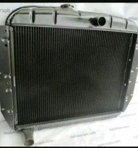 Радиатор на Зил 131
