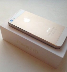 🍏iPhone 5S 32GB Gold