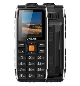 Телефон Uhans V5 новый