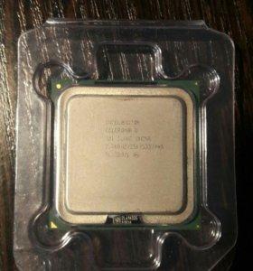 Процессор Intel Celeron D 2.6 ghz