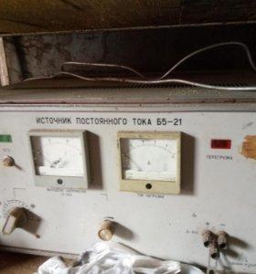 Источник постоянного тока б5-21