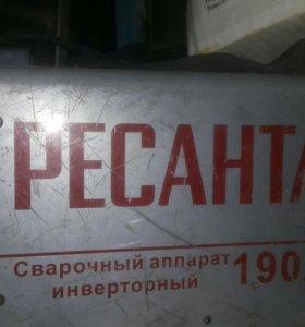 Сварочный аппарат Ресанта саи 190