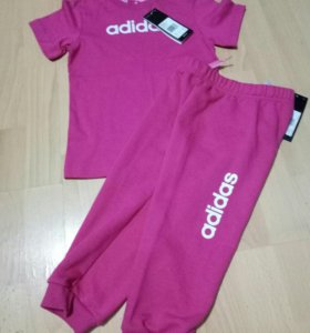 Новый комплект Adidas, 92-98
