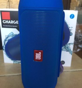 Новая портативная колонка JBL Charge 2+
