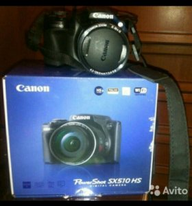 Canon PowerShot sx510hs