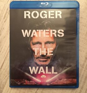 Blu-ray диск Roger Waters The wall