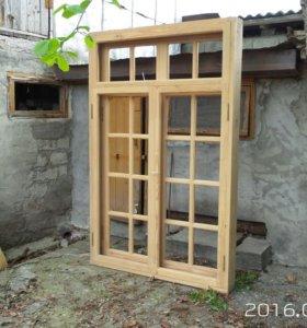 Новые Окна дерево лиственница