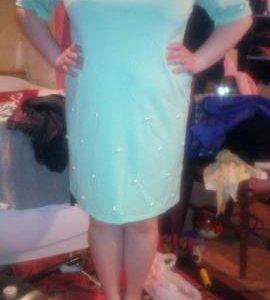 Новое отличное платье размер 54